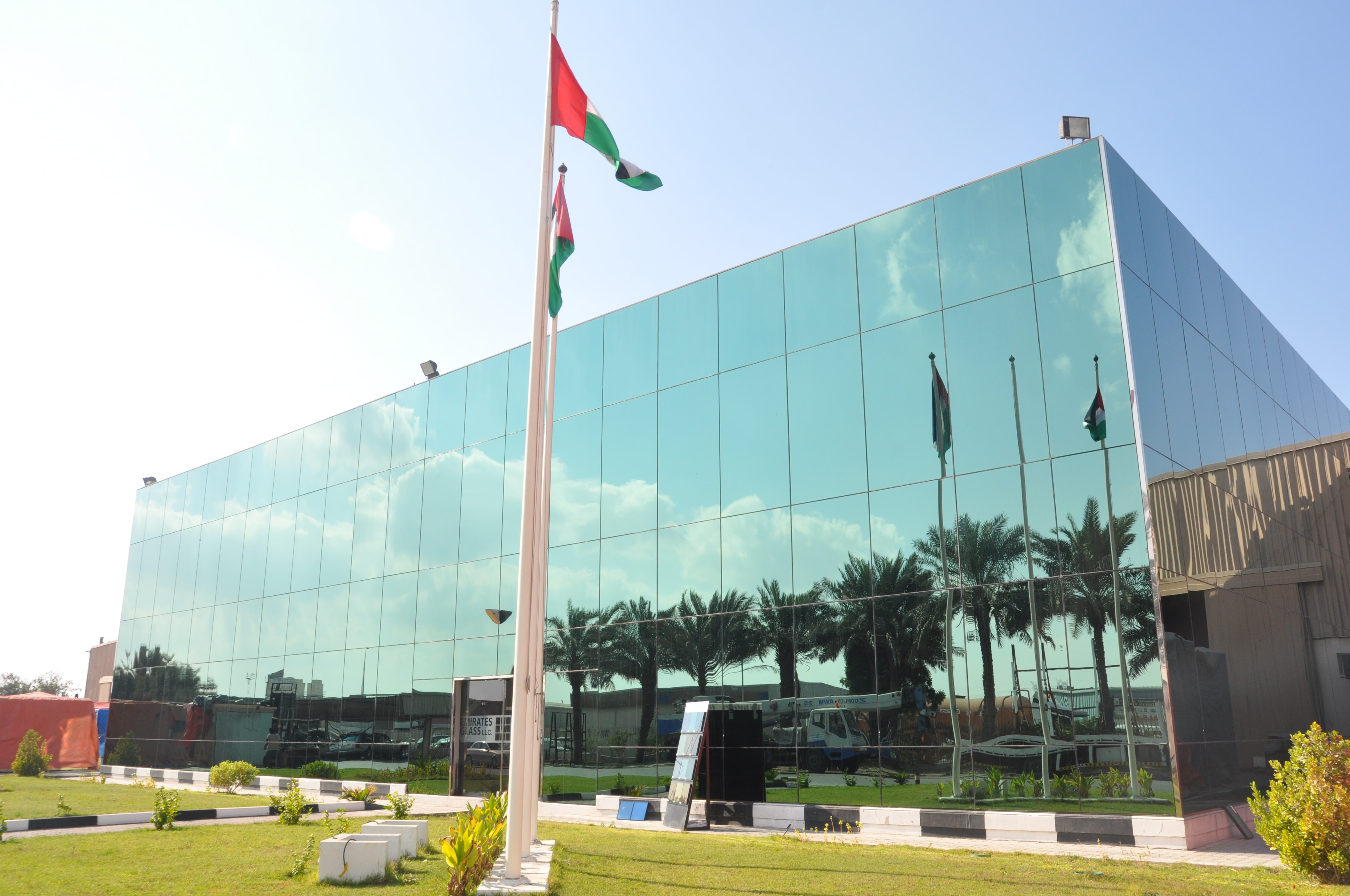 Best Glass Companies in the United Arab Emirates